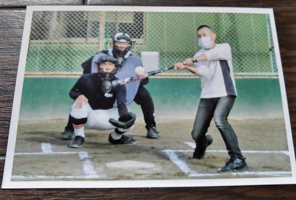 次男の高校野球最後の行事