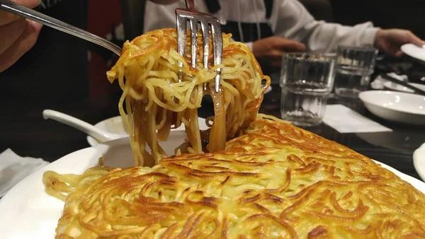 梅蘭で外食